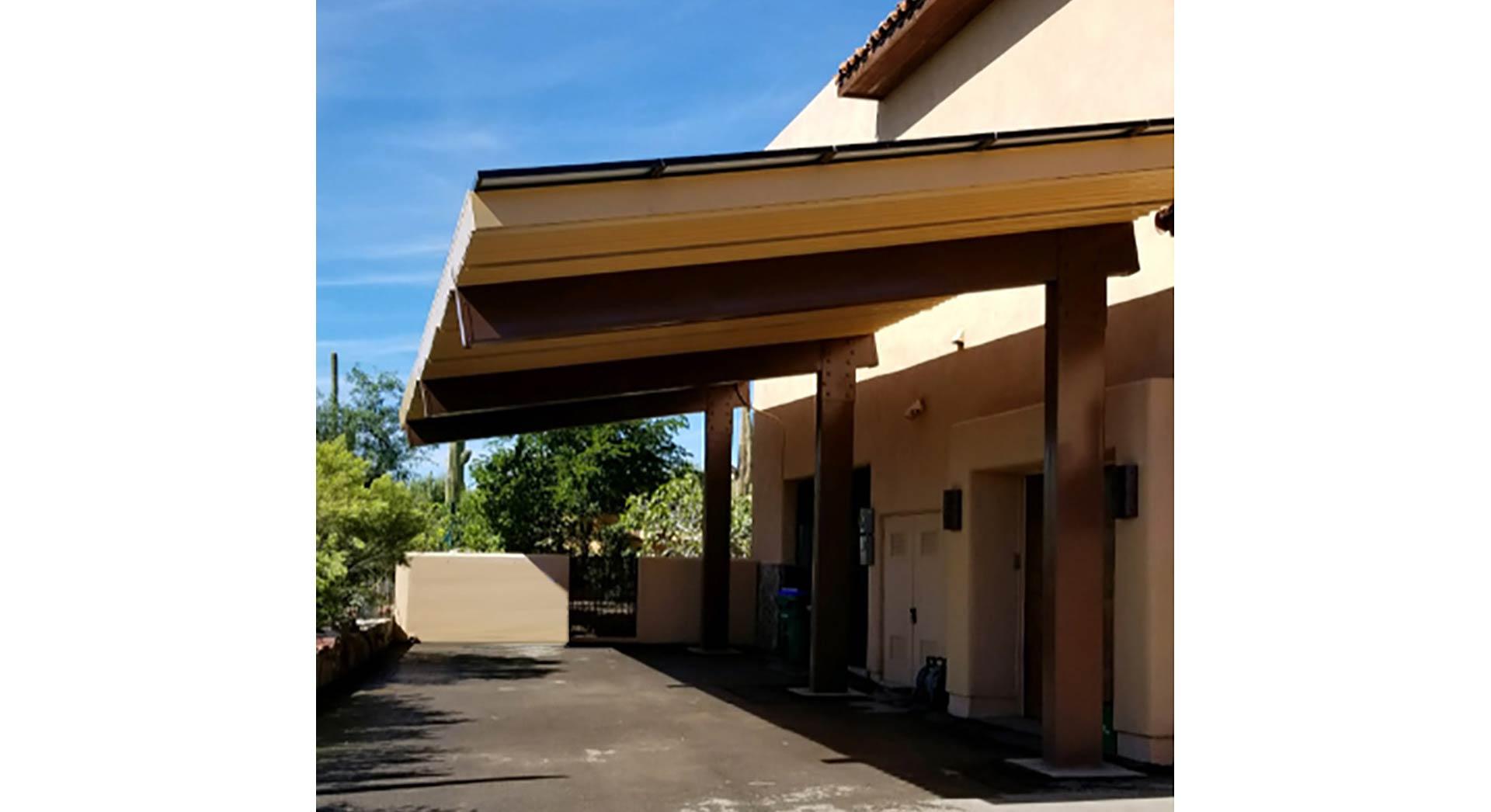 Solar Carport Frames Image Gallery For Solar Parking Lot Frame Structures